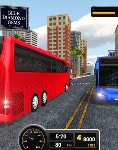 Public Bus Simulator Driving